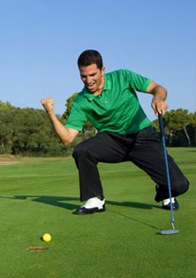 breakthrough golf Golf Psychology Secrets
