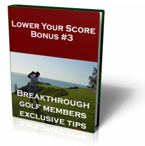 ebonus3 Golf Psychology Secrets