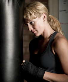 sports psychology female boxer How Most Athletes Are Crippling Their Mental Toughness